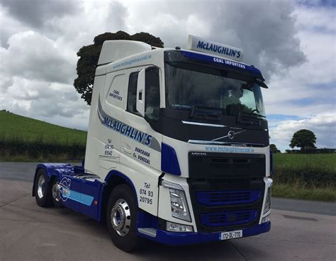 mcdonnellcommercials  twitter  volvo fh   sleeper cab tractor unit