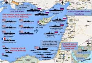 russia is deploying the largest naval since the cold