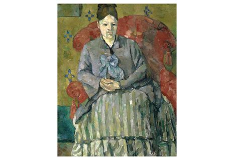 Madame Cezanne In A Armchair by The Best Of 2014 Both Anticipated And Wsj