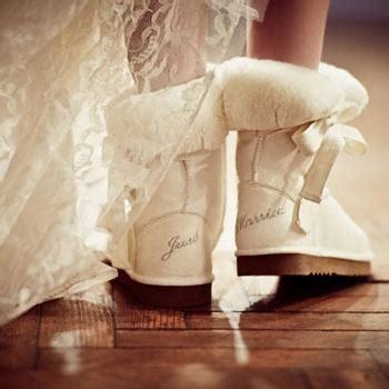 Winterhochzeit Schuhe by Winter Hochzeit Schuhe 1722897 Weddbook