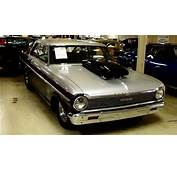 1965 Chevy II Nova Drag Car 800HP 540 Big Block  YouTube