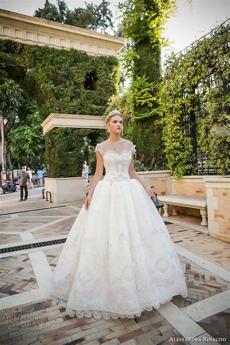 Wedding Couture by Alessandra Rinaudo Bridal Couture 2017 Wedding Dresses