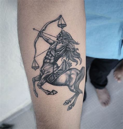 sagittarius tattoo 30 best sagittarius designs types and meanings 2018