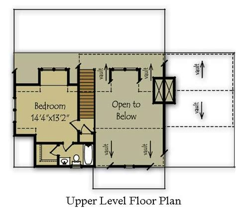 small mountain cabin floor plans small mountain cabin plan by max fulbright designs
