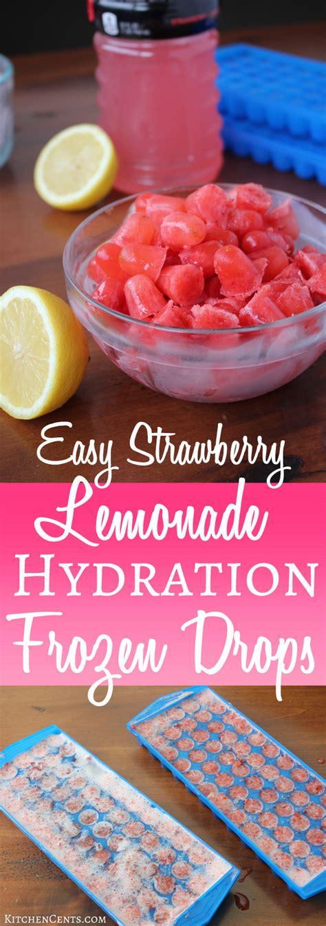 hydration flu easy hydration popsicles for cold flu season