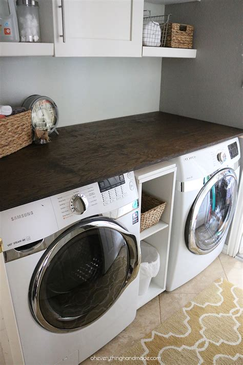Diy Laundry Room by Diy Laundry Room Transformation