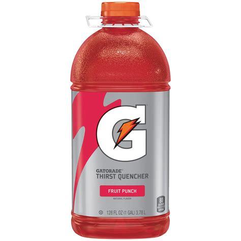 g fruit punch gatorade g series fruit punch sports drink 128 fl oz