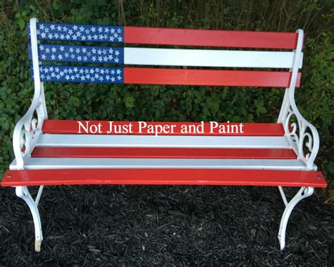 americana bench americana bench perfect for any yard or garden
