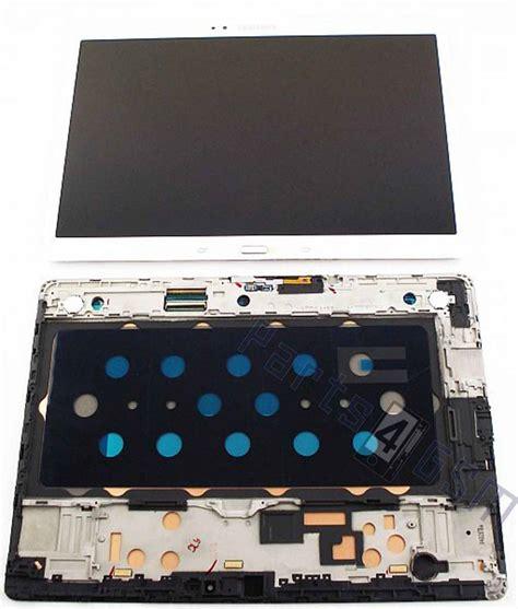 Lcd Tab S samsung galaxy tab s 10 5 t800 lcd display module white gh97 16028b parts4gsm