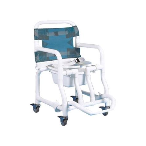 chairs suitable for hip replacement patients duralife deluxe open front shower and commode chair