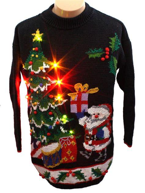 Galli Sweater lightup sweater p galli designs unisex