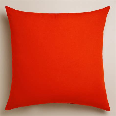 orange pillows for couch orange couch pillows orange outdoor pillow sundeck solid