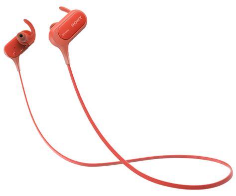 Sony Mdr Xb80bs Bass In Ear Bluetooth Headphones sony mdr xb50bs and mdr xb80bs sports bluetooth in ear