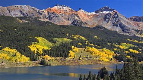 colorado color yellow colorado lakes colors trout wallpaper
