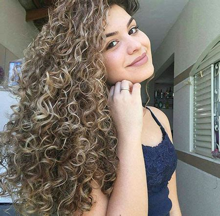 best salons to get a long spiral perm 30 curly perm hairstyles for long hair long hairstyles