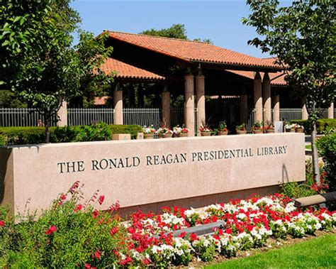 ronald library simi valley attractions library