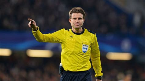 felix brych 2016 v wales referee felix brych a doctor of