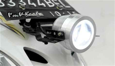 Lu Sorot Buat Sepeda Motor mengganti lu motor yang redup menggunakan lu sorot