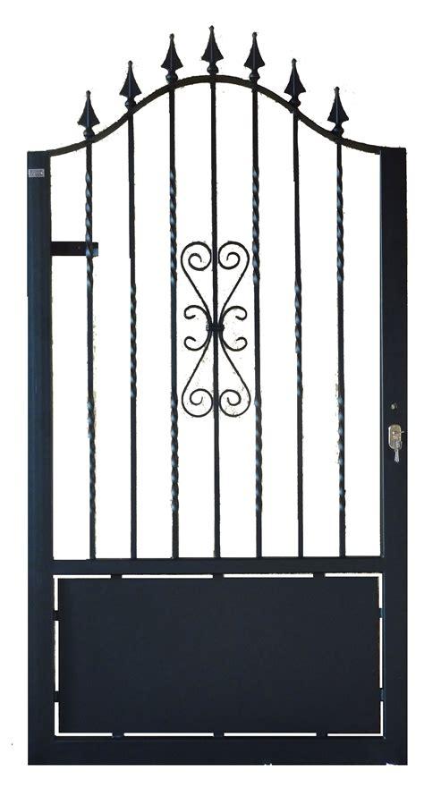 puertas de jardin precios compra productos de puertas de jard 237 n online en hierros