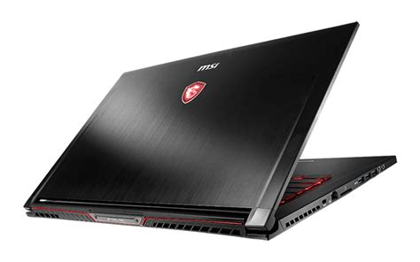 Msi Gs63vr 7rg Stealth Pro msi has two new thin and light stealth pro gaming notebooks with an nvidia geforce gtx 1070