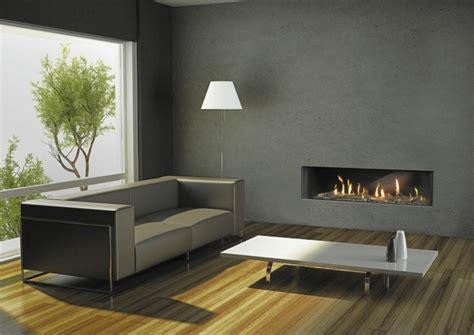 idee cheminee design chemin 233 e avec insert design pour un int 233 rieur chaleureux