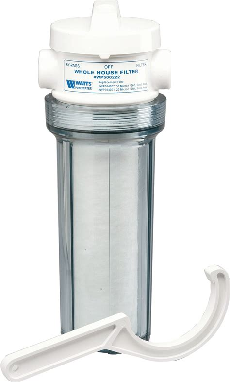 best whole house water filter our top 5