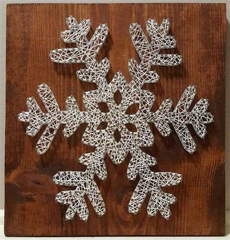 Snowflake String - 17 best images about diy on diy string