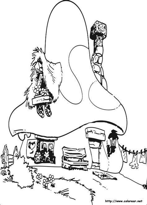 imagenes para viñetas html dibujos para colorear de los pitufos