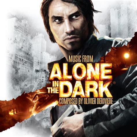 Music from Alone In the Dark. Soundtrack from Music from