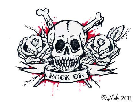 tattoo flash reddit rock on tattoo flash by pugg on deviantart