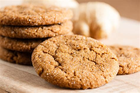 fresh cookies easy ginger cookies without molasses recipe
