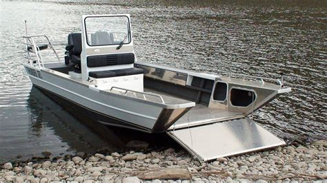 Build A Window Seat - landing craft 22 aluminum boat manufacturer thunder jet