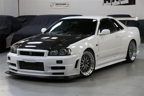 tuned r34 nissan skyline r34 gt r tuned by power high
