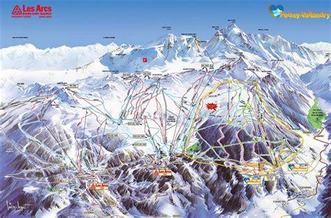 map us to canada peisey vallandry ski holidays ski peisey vallandry ski independence