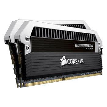 Ram Corsair Dominator 8gb corsair memory dominator platinum 8gb ddr3 1866 mhz cas 9 xmp dhx dual channel desktop ln45609