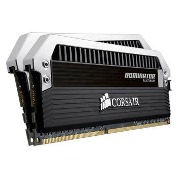 Ram Corsair Ddr3 Dominator Platinum Pc17000 8gb corsair memory dominator platinum 8gb ddr3 1866 mhz cas 9 xmp dhx dual channel desktop ln45609