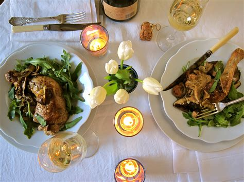 valentine s day dinner for two recipes and table styling tips relish