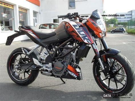 Ktm Duke 200 Price In Malaysia 2012 2012 Ktm 200 Duke Moto Zombdrive