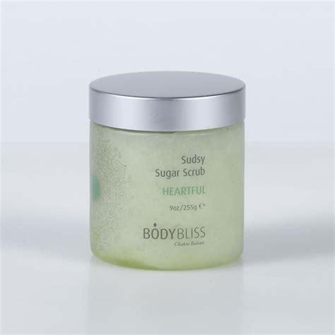 HEARTFUL ? Sudsy Sugar Scrub   BODY BLISS Factory Direct