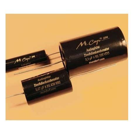 capacitor mkp mundorf mcap zn 250 vdc 1 8 uf fidelity components shop