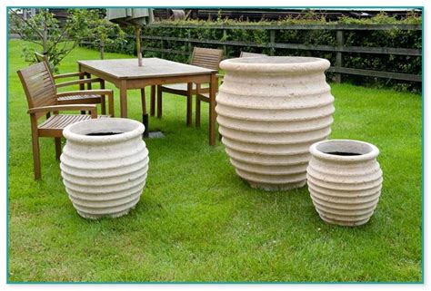 Large Patio Containers Indoor Container Vegetable Garden