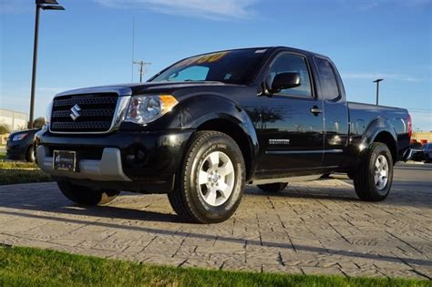 2012 Suzuki Equator For Sale by 2012 Suzuki Equator For Sale 100 Used Cars From 9 000