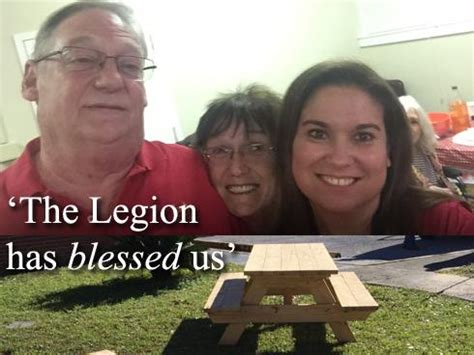 american legion gives crestview nursing home residents a