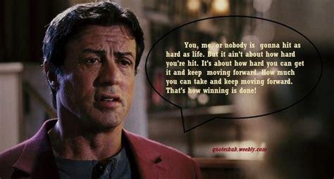 film quotes rocky rocky inspirational movie quotes quotesgram