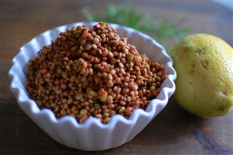 lenticchie a bagno lenticchie limone e rosmarino di cucina di enrica