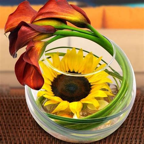 Sunflower Kitchen Decorating Ideas 25 creative floral designs with sunflowers sunny summer
