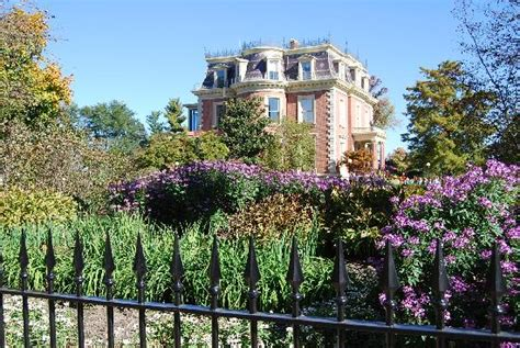 Garden Center Jefferson City Mo Missouri Governor S Mansion Picture Of Governor S