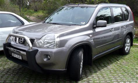 2009 Nissan X Trail nissan xtrail 2009 review amazing pictures and images