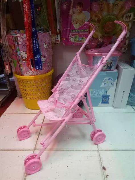 Mainan Edukasi Anak Dorongan Bayi jual mainan anak stroller boneka dorongan bayi julita