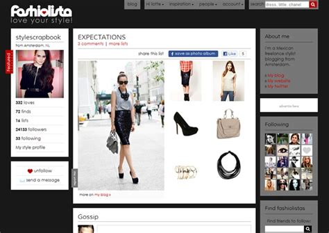 fashiolista homepage fashiolista vogue it